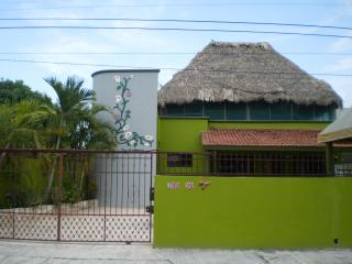 Los Alcatraces Bed and Breakfast w/ Pool #1, Cozumel