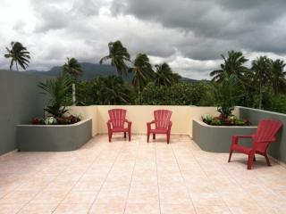 View Of El Yunque Rain Forest From Terrace