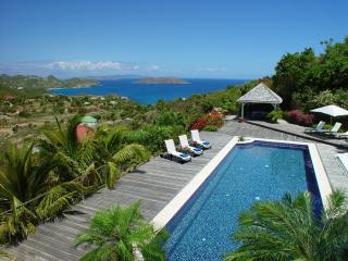 La Plantation at Petite Saline, St. Barths - Ocean View, Private, Large Pool, St. Barthelemy