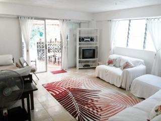 EcoFriendly Charming RedCoral Apartment Chi Centre, Bridgetown