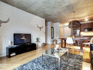 Pearl 1BR | Furnished Corporate Rental | Montreal