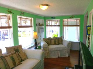 Intimate and Charming At Gulfport Beach; Available August 9 - Gulfport vacation rentals