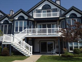 Spectacular 3 Story Waterfront Condo, Manistee