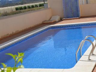 Front line Apartment - Sea View - Large Patio - Communal Pool - Parking - 8506, Los Nietos