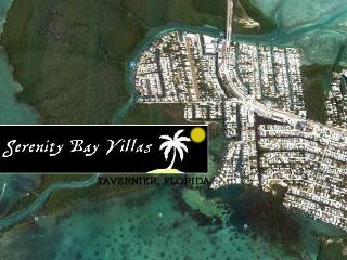 Serenity Bay Villas-Upstairs-60ft Dck-200Ft Water, Tavernier