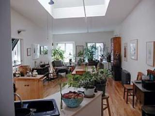 Beautiful Duplex Loft With Skylights - Woodstock vacation rentals