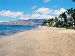 Kihei Kai #23 Ocean View! Condo is only 72 Steps To Sugar Beach. Great Rates!