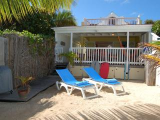 Face A La Mer at Grand Cul de Sac, St. Barth - On The Beach, Ocean Views, Perfect for Families or Co, Grand Cul-de-Sac