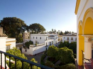Murillo Terrace. Top-floor apartment in Santa Cruz - Seville vacation rentals