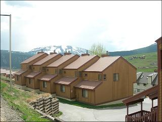 Great Choice for Family Vacations - Wonderful Valley Views (1357), Crested Butte