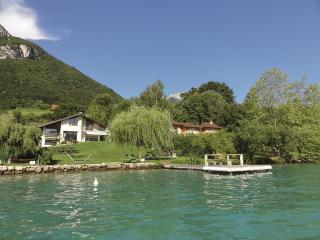 5 Star waterfront villa for 10 people lake Annecy - Haute-Savoie vacation rentals