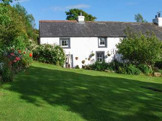 FELL COTTAGE, pet-friendly, character, woodburner, garden, in Sandale near Wigton Ref 20187