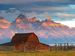 2 Bedrm home in the heart of Grand Teton Nat. Park, Jackson