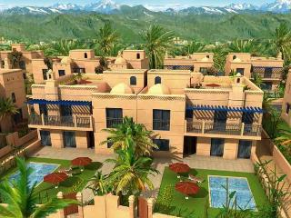 MODERN MOROCCAN VILLA WITH POOL IN GATED COMPLEX - Morocco vacation rentals
