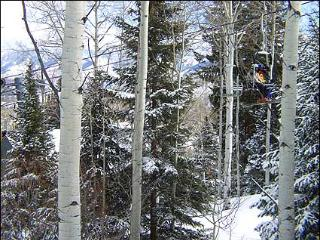 Ski-in/Ski-out access - Value Lodging (2103), Snowmass Village