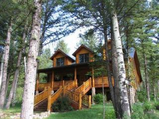 Story Book Log Cabin Near GTNP, YNP and Jackson! - Moran vacation rentals