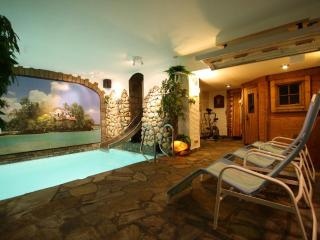 Maisonette, balcony, private use indoor pool+sauna, Zell