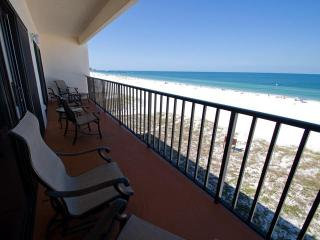Surfside Condos 501 | Large Beachfront Corner Unit, Clearwater