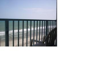 2 Bed/2 Bath Ocean Front Condo, Myrtle Beach