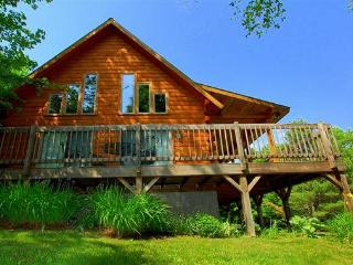 Four Seasons Log Cabin in Rural Vermont - Chelsea vacation rentals