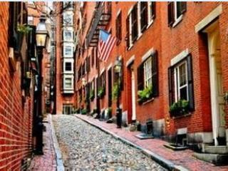 Beacon Hill Brownstone, Boston