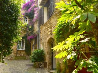 Old Stone House With Terrace By Medieval Castle, Cagnes-sur-Mer