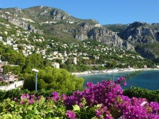 Beautiful Eze 2 Bedroom Rentalon Beach, with Sea View from Terrace