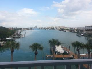 Dockside Condos 403 | Private Balcony View of Gulf, Clearwater