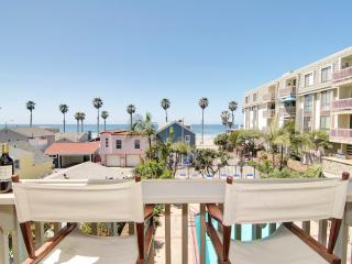 Whitewater Beach views from 1 BR Beachfront Condo., Oceanside
