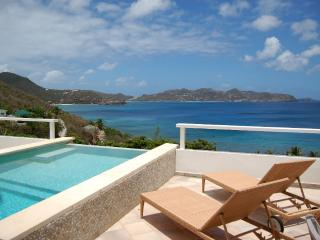 Capri at Pointe Milou, St. Barth - Ocean View, Amazing Sunset Views, Air-Conditioned Living Room, St. Barthelemy