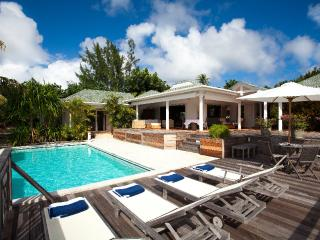 Cocoland at Pointe Milou, St. Barth - Ocean View, Amazing Sunset Views, Private, St. Barthelemy