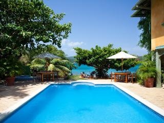 PARADISE PKW - 102021 - PICTURESQUE | 4 BED | BEACHFRONT VILLA | WITH POOL - DISCOVERY BAY, Discovery Bay