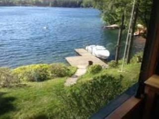 West Facing Waterfront Vacation Rental on Lake Winnipesaukee (FOS9W) - Lake Winnipesaukee vacation rentals