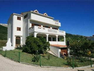 24248-Apartment Krk, Baska