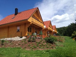 Vacation House in Bad Sachsa - 1023 sqft, comfortable, leisurely, log-cabin (# 3623)