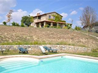 Luxury holiday house for 8 persons, with swimming pool , in Viterbo - Proceno vacation rentals