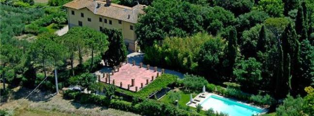 Holiday house for 18 persons, with swimming pool , in Perugia - Image 1 - San Martino in Colle - rentals