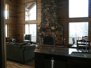 3 Bdrm 3 Bth Luxury Log Cabin, All Season - Brian Head vacation rentals