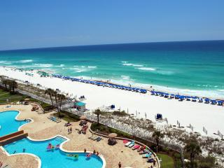 Breathtaking views. Silver Beach Towers, Destin