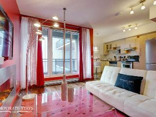Ruby Suite | Furnished Upscale Rental | Montreal