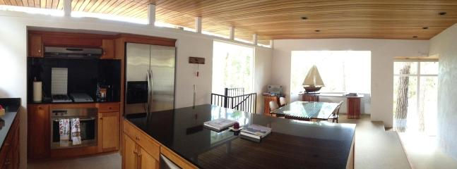 Entry, Kitchen, Dining - Now and Zen - Luxury Rental - Carmel - rentals