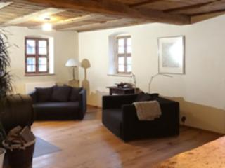 Vacation Apartment in Bad Windsheim - 1055 sqft, historic, central, comfortable (# 3655)