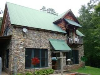 SONG CATCHER has top of the mountain privacy - Bryson City vacation rentals