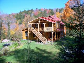 Three Covered Bridges Guesthouse, Moretown