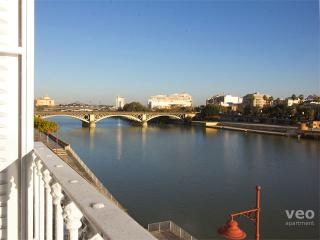 Betis No. 3 | 2-bedrooms, river views, parking - Seville vacation rentals