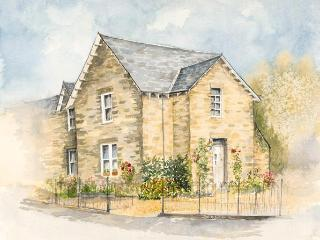 Treasaite Self-catering Sleeps 5, Pitlochry