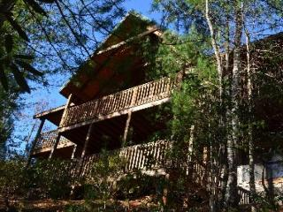 Luxury Gatlinburg Cabin with Great Mountain Views