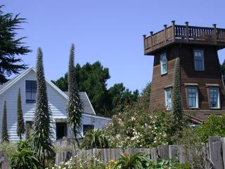 Mendocino Tower in the Historic District