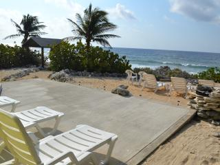 Three Palms Beach Front Home - Cayman Brac vacation rentals