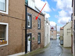 DRIFTWOOD, coastal, terrace property, family-friendly, in Eyemouth, Ref 20829